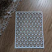 Материалы для творчества handmade. Livemaster - original item !Cutting scrapbooking BACKGROUND blocks-cardboard design. Handmade.