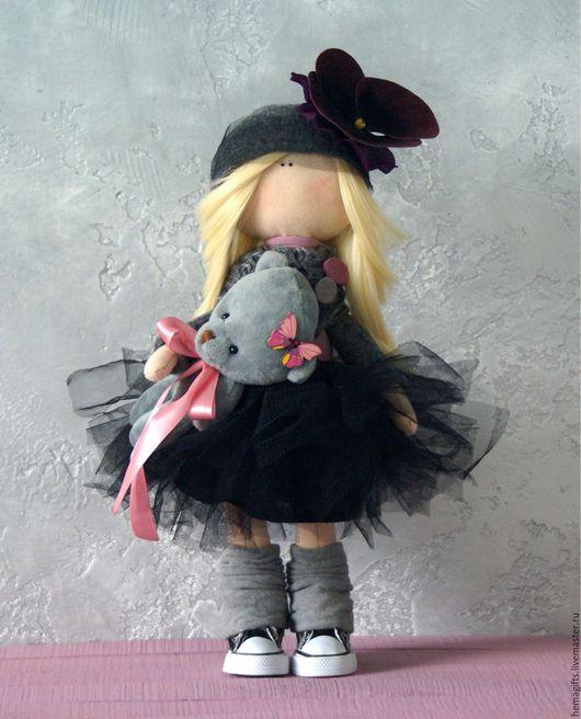 Коллекционные куклы ручной работы. Ярмарка Мастеров - ручная работа. Купить Белоснежка. Handmade. Снежка, хендмейд, шёлк