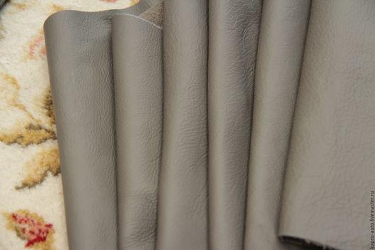 Шитье ручной работы. Ярмарка Мастеров - ручная работа. Купить №68 Серая 1мм. 1620 грамм.Натуральная кожа. Handmade.