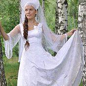 Свадебный салон handmade. Livemaster - original item Wedding dress. Handmade.