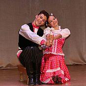 """Одежда ручной работы. Ярмарка Мастеров - ручная работа Танец """" Завалинка"""". Handmade."""