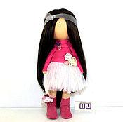 Куклы и игрушки ручной работы. Ярмарка Мастеров - ручная работа Флора. Handmade.