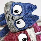 """Куклы и игрушки ручной работы. Ярмарка Мастеров - ручная работа Котик из мультика """"Секонд Вайнд"""". Handmade."""