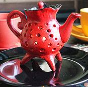 Для дома и интерьера ручной работы. Ярмарка Мастеров - ручная работа Теплый чайник.. Handmade.