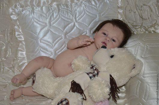 Куклы-младенцы и reborn ручной работы. Ярмарка Мастеров - ручная работа. Купить Кукла реборн мальчик Ловелин. Handmade.