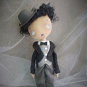 Куклы и игрушки ручной работы. Ярмарка Мастеров - ручная работа Чарли (по мотивам). Handmade.