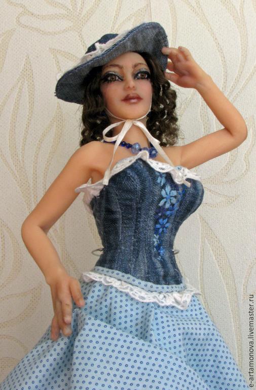 Силиконовая кукла Нерея, Куклы и пупсы, Португалете,  Фото №1