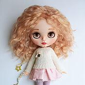 Куклы и игрушки ручной работы. Ярмарка Мастеров - ручная работа Кукла Блайз Ева Blythe Doll. Handmade.