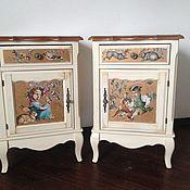 Для дома и интерьера handmade. Livemaster - original item bedside tables