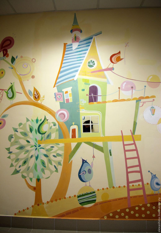 Как оформить стендграфиями в детском саду своими руками