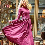 Одежда ручной работы. Ярмарка Мастеров - ручная работа Платье модель 11773. Handmade.