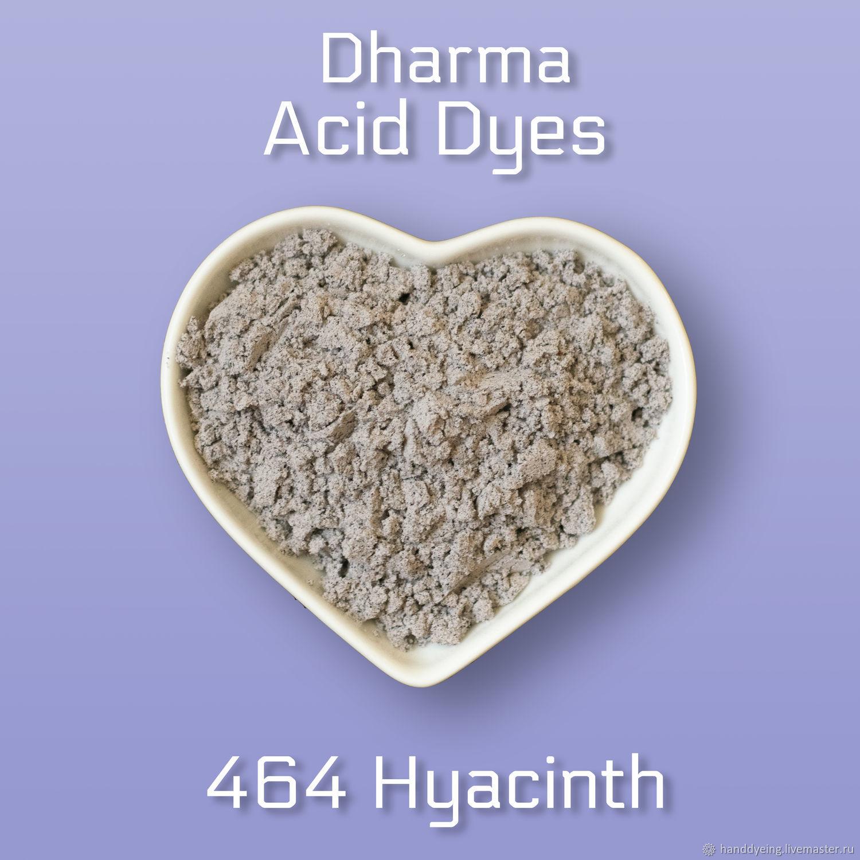 Краситель 464 Hyacinth, Dharma Acid Dyes, Материалы для валяния, Севастополь,  Фото №1