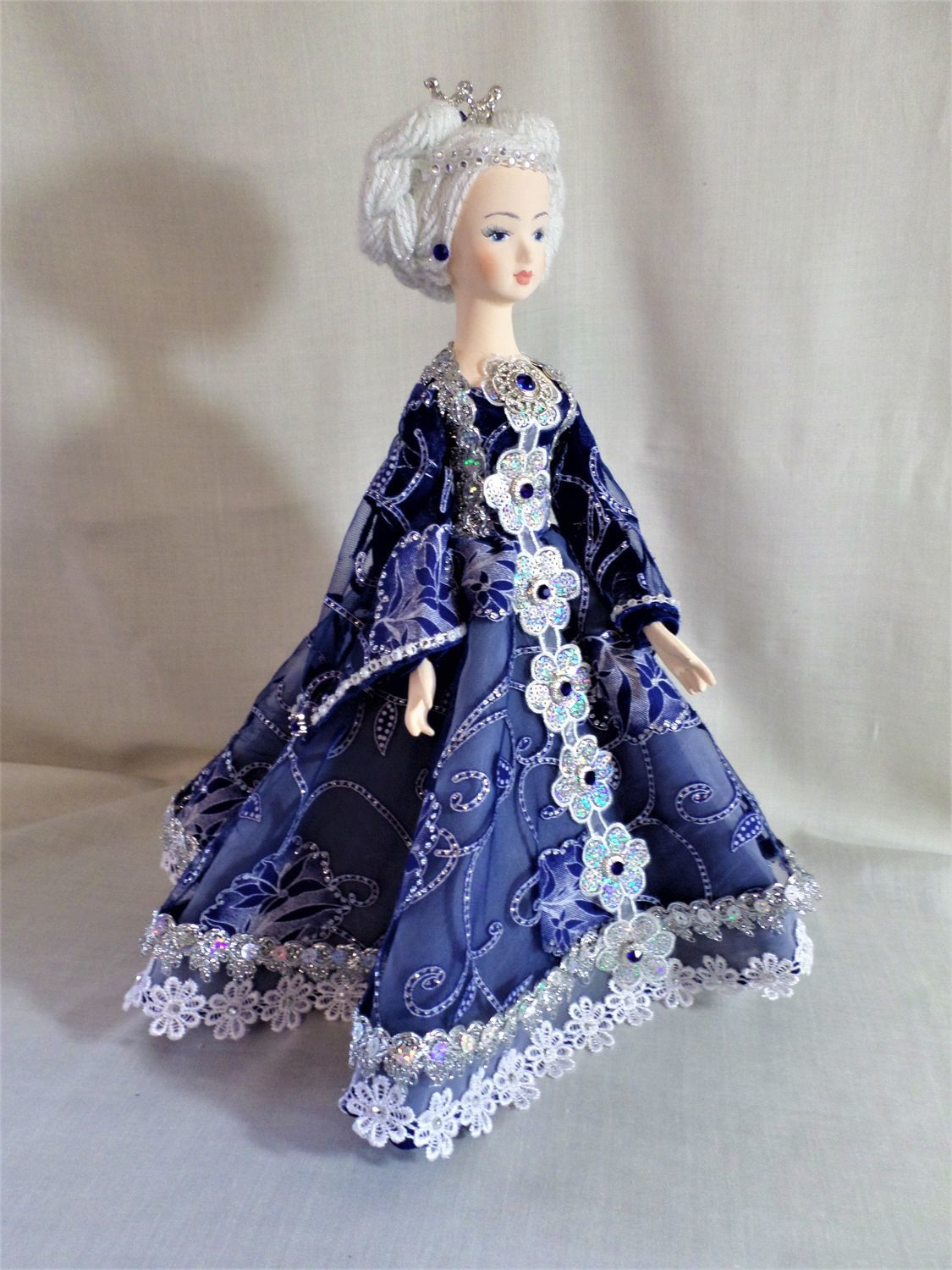 Gifts: Snow maiden Doll-box, Ded Moroz and Snegurochka, St. Petersburg,  Фото №1