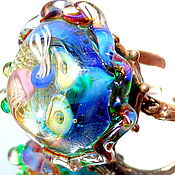 Украшения handmade. Livemaster - original item Ring Games jellyfish.. Handmade.
