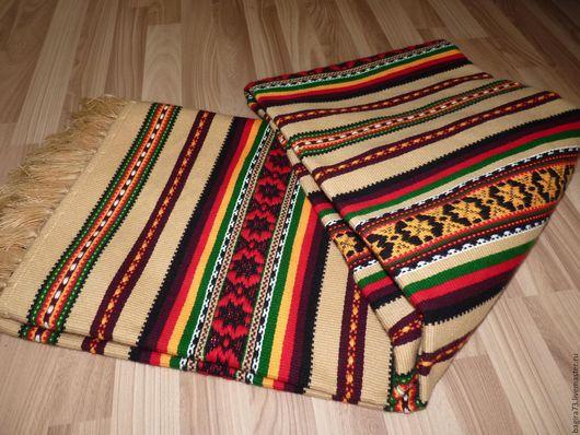 Текстиль, ковры ручной работы. Ярмарка Мастеров - ручная работа. Купить Верета. Handmade. Комбинированный, Ткачество, ковер, тканая верета