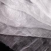 Ткани ручной работы. Ярмарка Мастеров - ручная работа Шелк Газ разреженный 90см. Handmade.