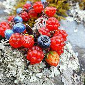 """Украшения ручной работы. Ярмарка Мастеров - ручная работа Браслет лэмпворк """"Fresh berries"""". Handmade."""