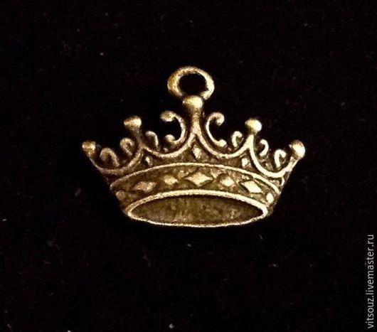 Арт. B29599. Подвеска `Корона`