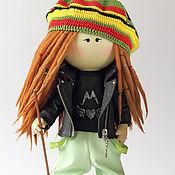 Куклы и игрушки ручной работы. Ярмарка Мастеров - ручная работа Кукла текстильная. Портретная кукла. Handmade.