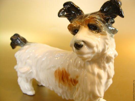 Винтажные предметы интерьера. Ярмарка Мастеров - ручная работа. Купить Собака Карл энс KARL ENS Германия RAR 12. Handmade.