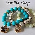 Браслеты из натуральных камней (VanillaShop) - Ярмарка Мастеров - ручная работа, handmade