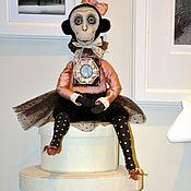 Куклы и игрушки ручной работы. Ярмарка Мастеров - ручная работа Гламурная обезьянка. Handmade.