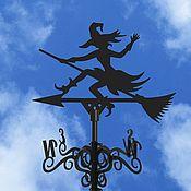 Дача и сад handmade. Livemaster - original item Weather vane on the roof