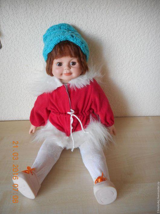 Винтажные куклы и игрушки. Ярмарка Мастеров - ручная работа. Купить кукла. Handmade. Кукла