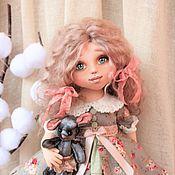 Куклы и игрушки ручной работы. Ярмарка Мастеров - ручная работа Авелинка. Handmade.