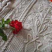 """Одежда ручной работы. Ярмарка Мастеров - ручная работа Джемпер """"Мечта"""" в стиле оверсайз. Handmade."""