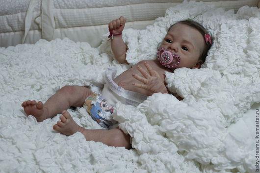 Куклы-младенцы и reborn ручной работы. Ярмарка Мастеров - ручная работа. Купить Любава (Romeo by Natali Blick). Handmade.