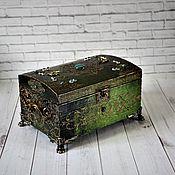 handmade. Livemaster - original item Magic box. Handmade.