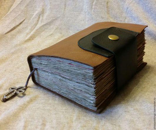 Блокноты ручной работы. Ярмарка Мастеров - ручная работа. Купить Софтбук Универсал. Handmade. Коричневый, подарок, кожа натуральная