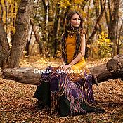 """Одежда ручной работы. Ярмарка Мастеров - ручная работа Платье  """"  Фея леса  """". Handmade."""