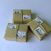 Мини фигурки и статуэтки ручной работы. Ярмарка Мастеров - ручная работа Мини посылочки для кукольной миниатюры. Handmade.