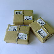 Куклы и игрушки handmade. Livemaster - original item Mini parcels for Dollhouse miniatures. Handmade.
