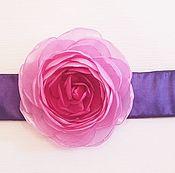 Свадебный салон handmade. Livemaster - original item Belt for dress