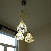 Для дома и интерьера handmade. Livemaster - original item Space Ceiling Lamp. Handmade.
