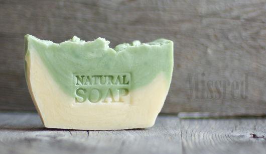 Мыло ручной работы. Ярмарка Мастеров - ручная работа. Купить Натуральное мыло с нуля Toulouse. Handmade. Комбинированный, мыло в подарок