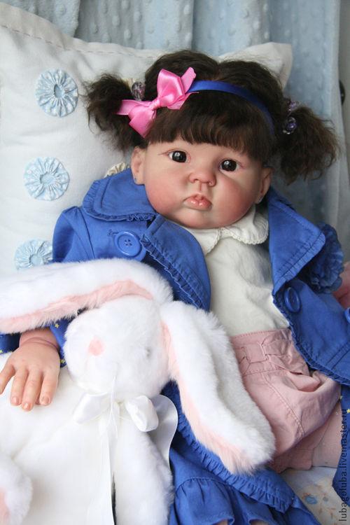 Куклы-младенцы и reborn ручной работы. Ярмарка Мастеров - ручная работа. Купить Кукла реборн Танюша 2. Handmade. Реборн