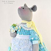 Куклы и игрушки ручной работы. Ярмарка Мастеров - ручная работа А в душе Весна. Handmade.