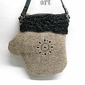 Сумки и аксессуары handmade. Livemaster - original item Felt Bag Baby. Handmade.