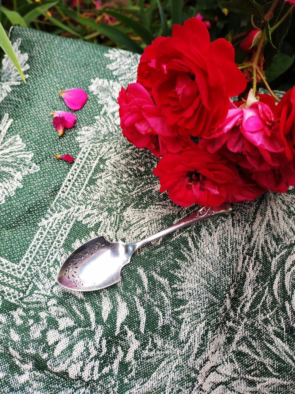 Silver.Edwardian-John Round, Birmingham, 1901, Vintage Cutlery, Belorechensk,  Фото №1
