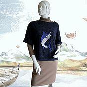 """Одежда ручной работы. Ярмарка Мастеров - ручная работа Комплект из джерси """"Marlin"""". Handmade."""