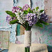 Цветы и флористика handmade. Livemaster - original item Wedding bouquet