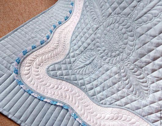 Пледы и одеяла ручной работы. Ярмарка Мастеров - ручная работа. Купить Одеяло для малыша. Для мальчика.  Плед на выписку.. Handmade.