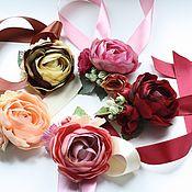 Украшения ручной работы. Ярмарка Мастеров - ручная работа Браслет для подружек невесты или на другое торжество. Handmade.