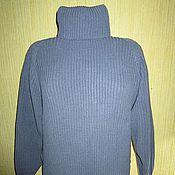 """Одежда ручной работы. Ярмарка Мастеров - ручная работа Джемпер """"Джинсовый"""". Handmade."""