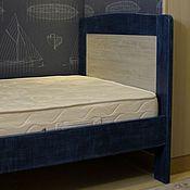 """Для дома и интерьера ручной работы. Ярмарка Мастеров - ручная работа Кровать для подростка """"Джинс"""". Handmade."""