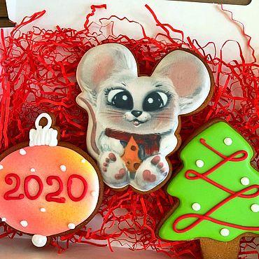 Сувениры и подарки ручной работы. Ярмарка Мастеров - ручная работа Год Крысы 2020. Мышь, крыса и мышка - символы 2020 года. Handmade.